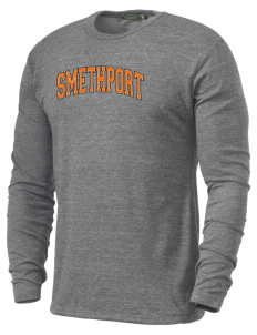 Smethport Area Elementary School Hubbers Alternative Men's 4.4 oz. Long-Sleeve T-Shirt