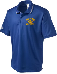 Whitmire High School Wolverines adidas Men's ClimaLite Athletic Polo
