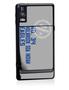 Holbrook SDA Indian School Eagles Motorola Droid 2 Skin