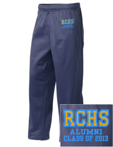 River City High School Raiders Embroidered Holloway Kid's Contact Warmup Pants