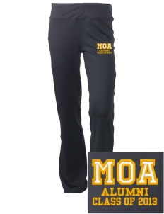 Mount Olive Attendence Center Pirates Women's NRG Fitness Pant