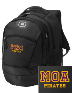 Mount Olive Attendence Center Pirates Embroidered OGIO Rogue Backpack