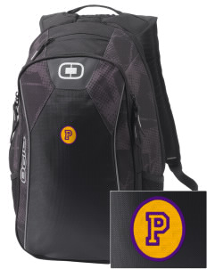 Mount Olive Attendence Center Pirates Embroidered OGIO Marshall Backpack