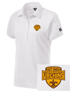 East Union Attendance Center Urchins Embroidered OGIO Women's Jewel Polo