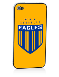 Brooklyn Elementary School Eagles Apple iPhone 4/4S Skin