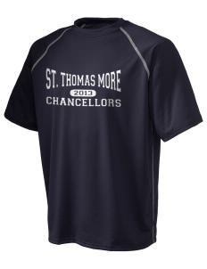 St. Thomas More School Chancellors Holloway Men's Vapor Performance T-Shirt