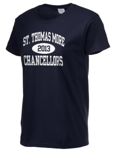St. Thomas More School Chancellors Women's 6.1 oz Ultra Cotton T-Shirt