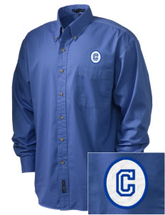 Community Christian School Crusaders Embroidered Men's Twill Shirt
