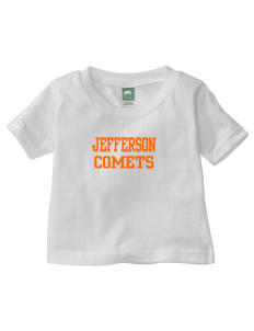 Jefferson Elementary School Comets Toddler T-Shirt