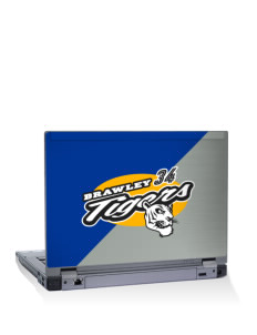 "Brawley Middle School Tigers 10"" Laptop Skin"