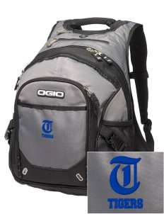 Brawley Middle School Tigers Embroidered OGIO Fugitive Backpack
