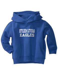 Bethlehem Lutheran School Eagles  Toddler Fleece Hooded Sweatshirt with Pockets