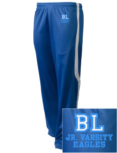 Bethlehem Lutheran School Eagles Embroidered Holloway Men's Tricotex Warm Up Pants