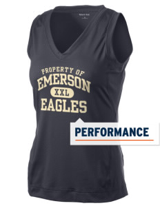 Emerson Elementary School Eagles Women's Performance Fitness Tank