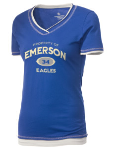 Emerson Elementary School Eagles Holloway Women's Dream T-Shirt