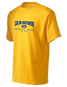 Colin McEwen High School Lions Men's Essential T-Shirt