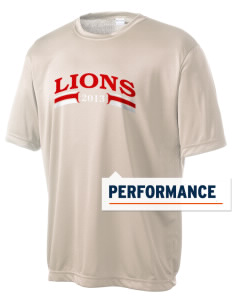 Community Christian School Lions Men's Competitor Performance T-Shirt
