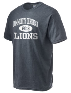 Community Christian School Lions Ultra Cotton T-Shirt
