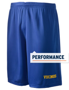 "Mid Valley Learning Center Vikings Holloway Men's Speed Shorts, 9"" Inseam"