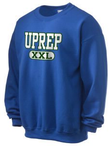 University Prep School Pumas Ultra Blend 50/50 Crewneck Sweatshirt