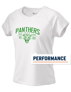 Saint Patrick's School Panthers Champion Women's Wicking T-Shirt