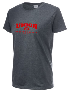 Union High School Bobcats Women's 6.1 oz Ultra Cotton T-Shirt