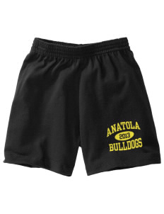 Anatola Elementx1y School Bulldogs  Toddler Jersey Short