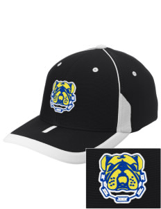 Anatola Elementx1y School Bulldogs Embroidered M2 Universal Fitted Contrast Cap
