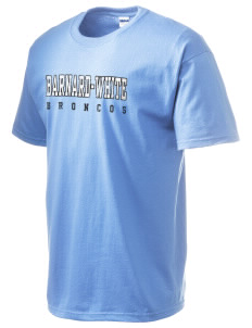 Barnard-White Middle School Broncos Ultra Cotton T-Shirt