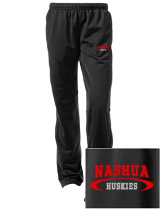 Nashua Elementary School Huskies Embroidered Women's Tricot Track Pants