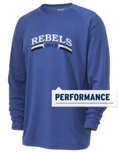 Gladbrook-Reinbeck School Rebels Men's Ultimate Performance Long Sleeve T-Shirt