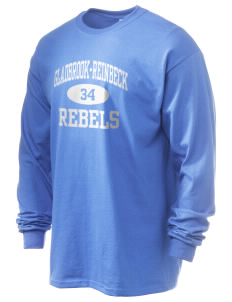 Gladbrook-Reinbeck School Rebels 6.1 oz Ultra Cotton Long-Sleeve T-Shirt