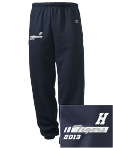 Hester Elementary School Tigers Embroidered Champion Men's Sweatpants