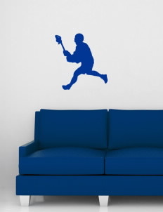 "Montague Elementary School Eagles Wall Silhouette Decal 20"" x 24"""