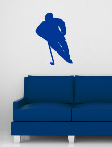 "Montague Elementary School Eagles Wall Silhouette Decal 20"" x 32"""
