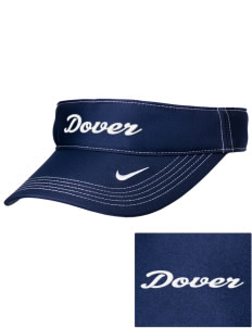 Dover School Stingers Embroidered Nike Golf Dri-Fit Swoosh Visor