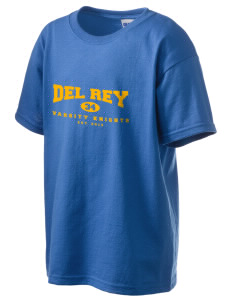 Del Rey Elementary School Knights Kid's 6.1 oz Ultra Cotton T-Shirt