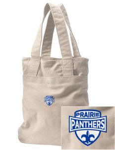 Prairie Elementary School Panthers Embroidered Alternative The Berkeley Tote