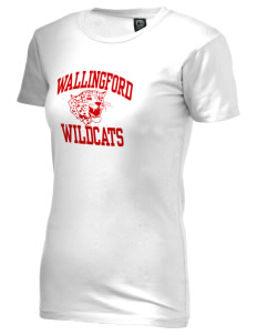 Wallingford Elementary School Wildcats Alternative Women's Basic Crew T-Shirt