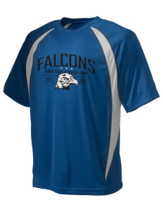 Garden Valley Elementary School Falcons Champion Men's Double Dry Elevation T-Shirt
