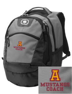 Armstrong-Ringsted Middle School Mustangs Embroidered OGIO Rogue Backpack