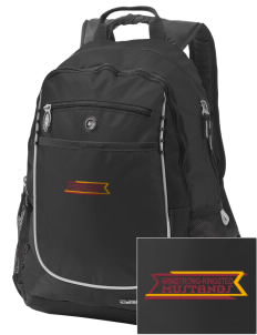 Armstrong-Ringsted Middle School Mustangs Embroidered OGIO Carbon Backpack