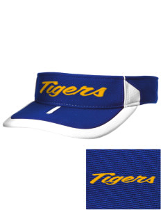 Hopewell Elementary School Tigers Embroidered M2 Sideline Adjustable Visor