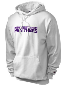 Perkins Elementary School Panthers Champion Men's Hooded Sweatshirt