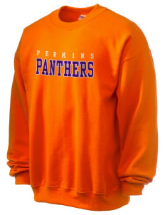 Perkins Elementary School Panthers Ultra Blend 50/50 Crewneck Sweatshirt