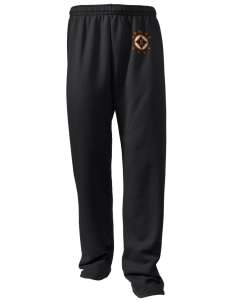 Durant Elementary School Aces Embroidered Holloway Men's 50/50 Sweatpants