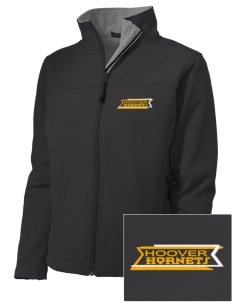 Hoover Elementary School Hornets Embroidered Women's Soft Shell Jacket