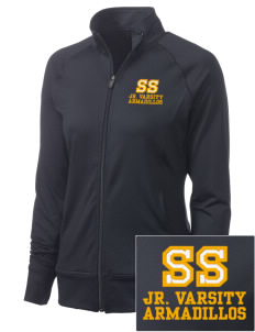 San Saba Intermediate School Armadillos Women's NRG Fitness Jacket