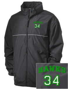 Kilbourne School Hawks Embroidered Men's Element Jacket