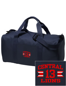 Central Elementary School Lions Embroidered Holloway Duffel Bag